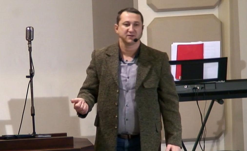 Служение евангелиста Максима Волчкова