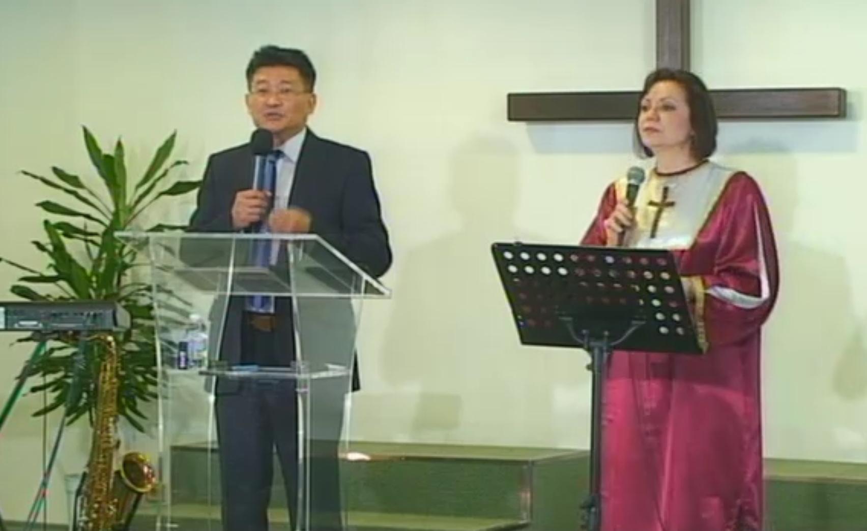 Мы идём по следам Его! Пастор Геннадий Ни проповедует в Церкви Благовестие г. Бургас 13.11.2016
