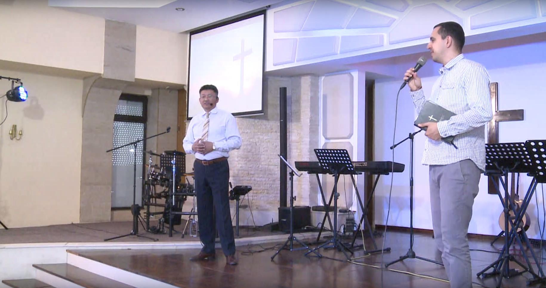 «Свидетельства о поездке в Китай» проповедует пастор Геннадий Ни