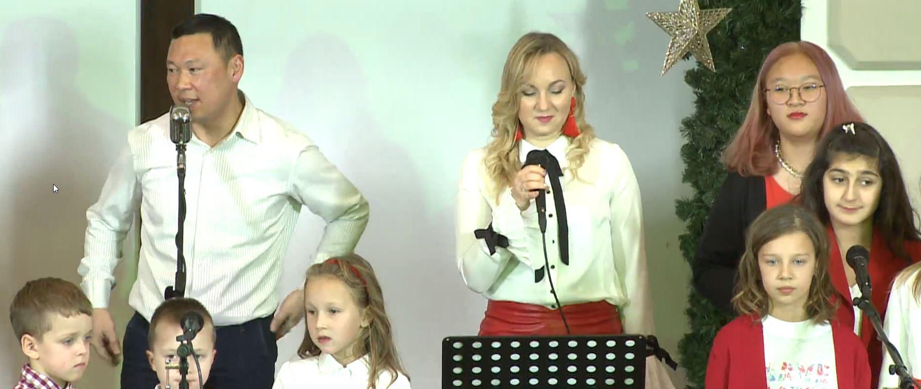 Праздничная программа «Чудо Рождества» 3   SokolovBrothers – Моисей