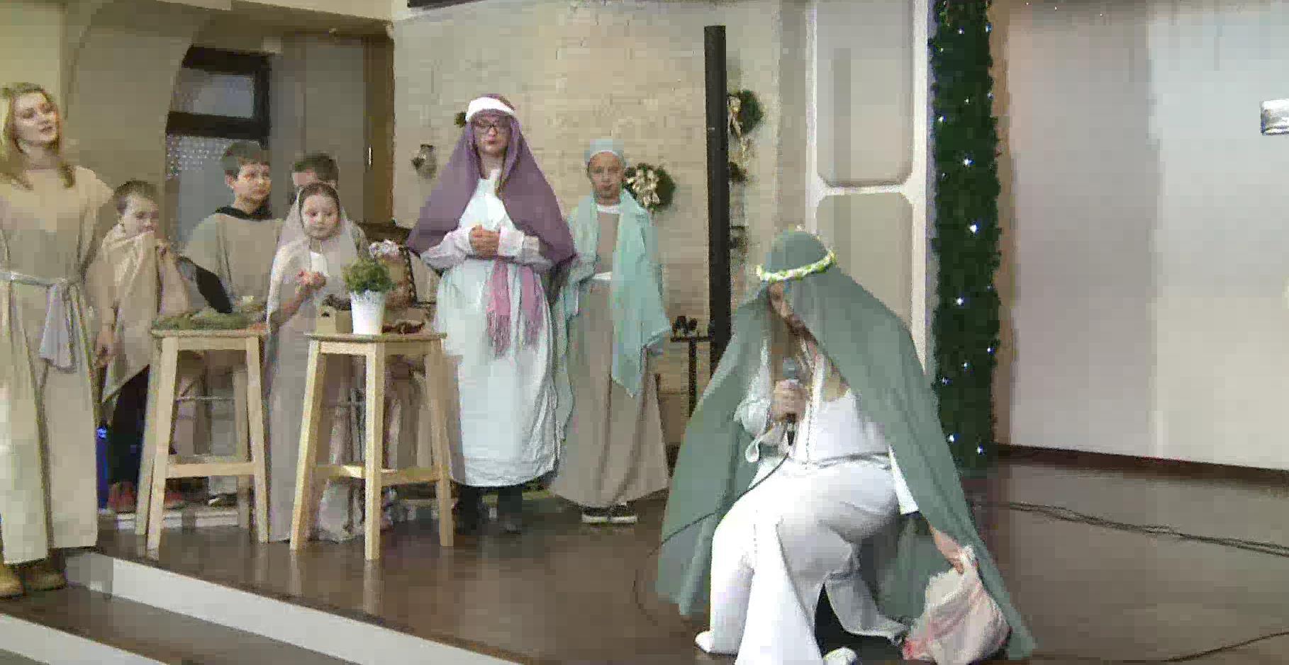 Рождественое Богослужение в интернациональной церкви для русскоговорящих г.Варна 23 декабря 2018