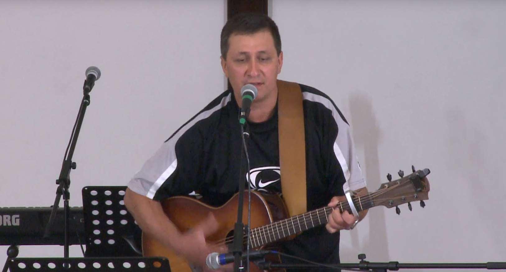 Песни Руслана Курбанова (Каменск, Украина)