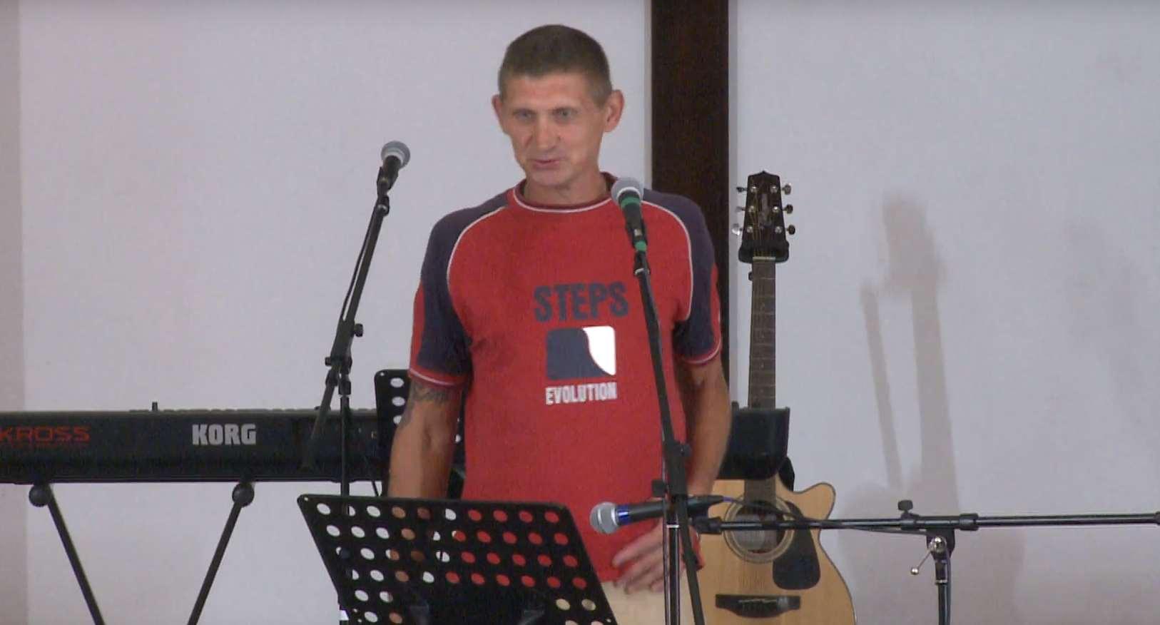 Свидетельство Александра из Харькова