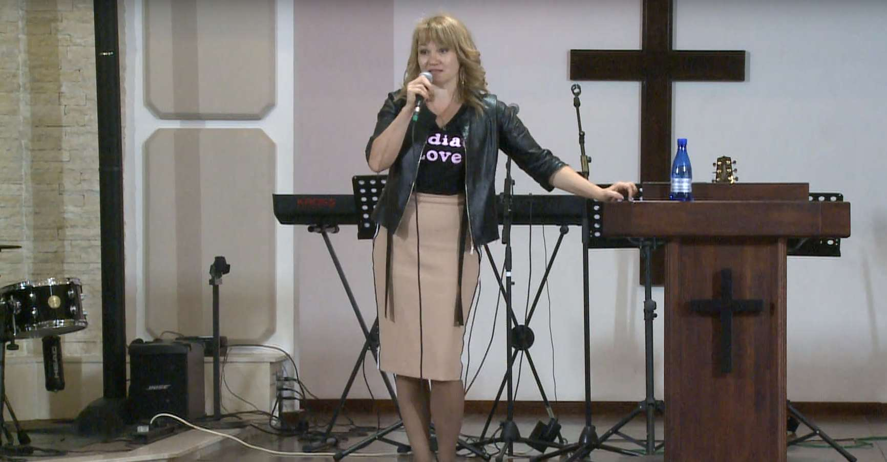 Слово к церкви. Наталия Сахарова.