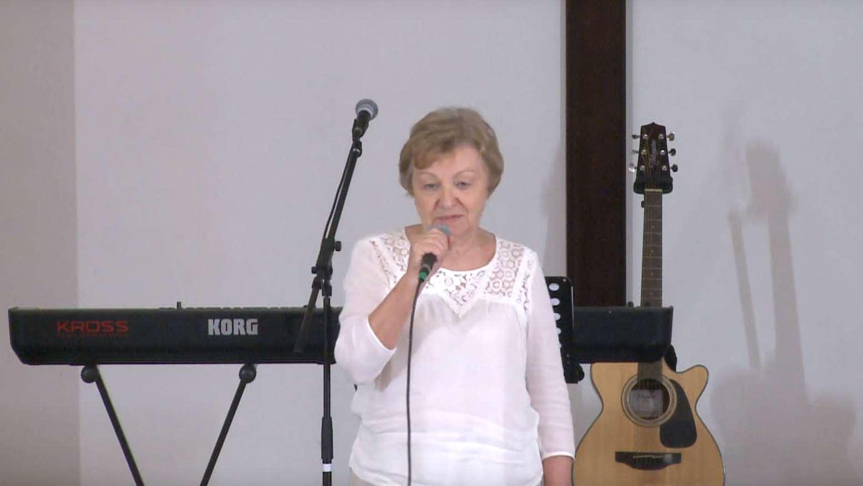 «Да будет имя Бога благословенно!» Татьяна Надёжина