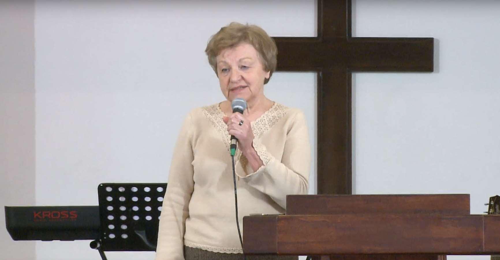 Слово к Церкви. Татьяна Надёжина