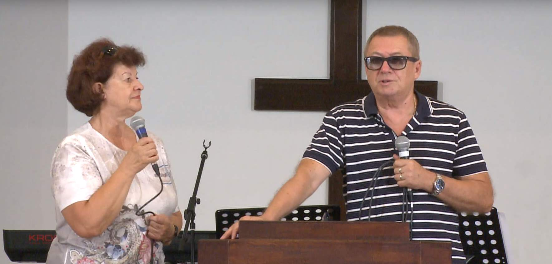 Проповедует Олег Пермяков (г. Севастополь)