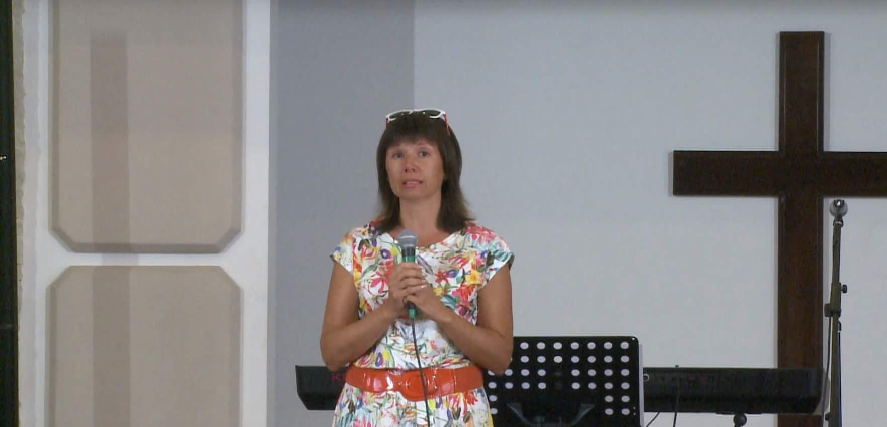 Свидетельство Елены (Церковь «Река жизни» г. Харьков)