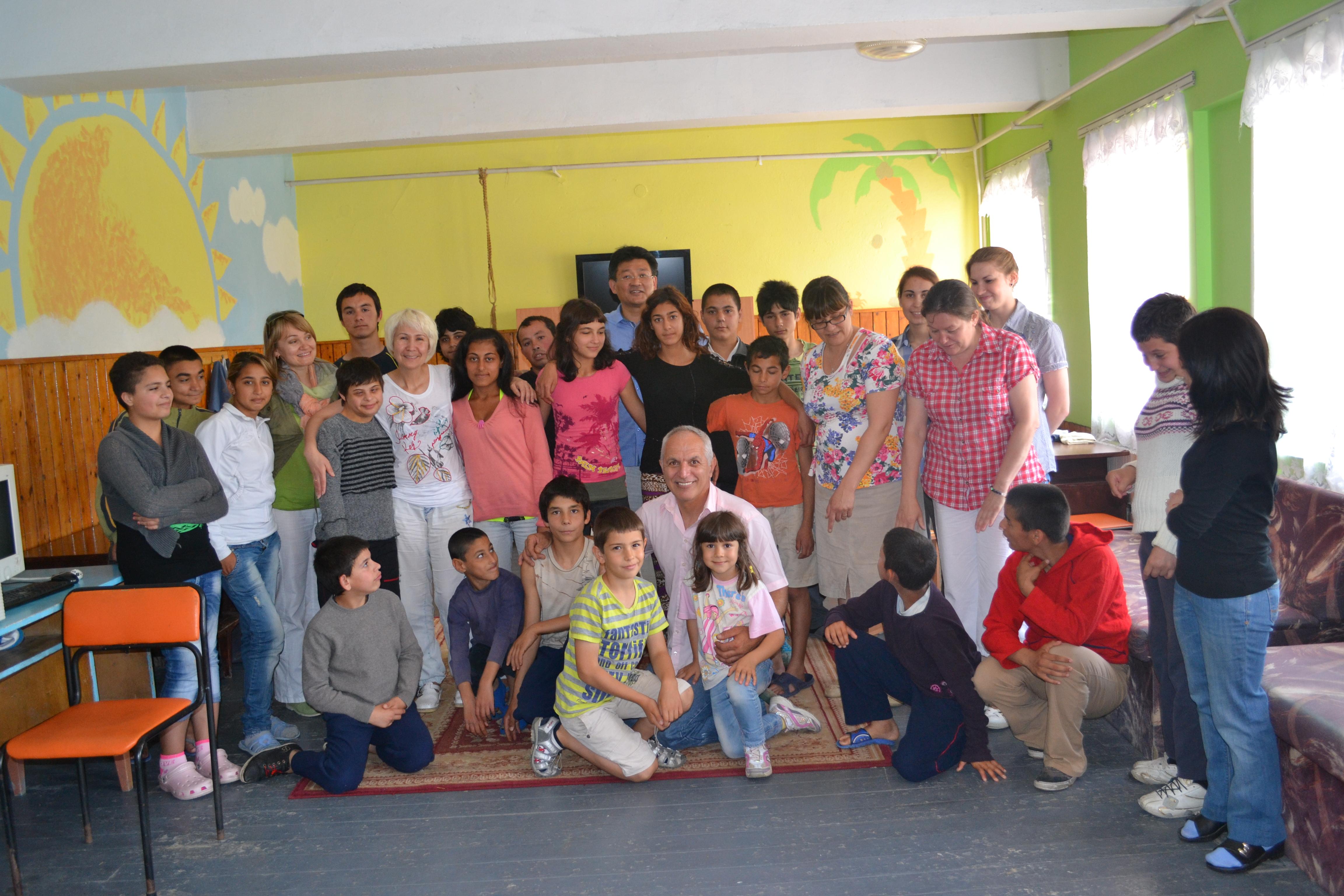 Служение в Детском доме 07.06.14