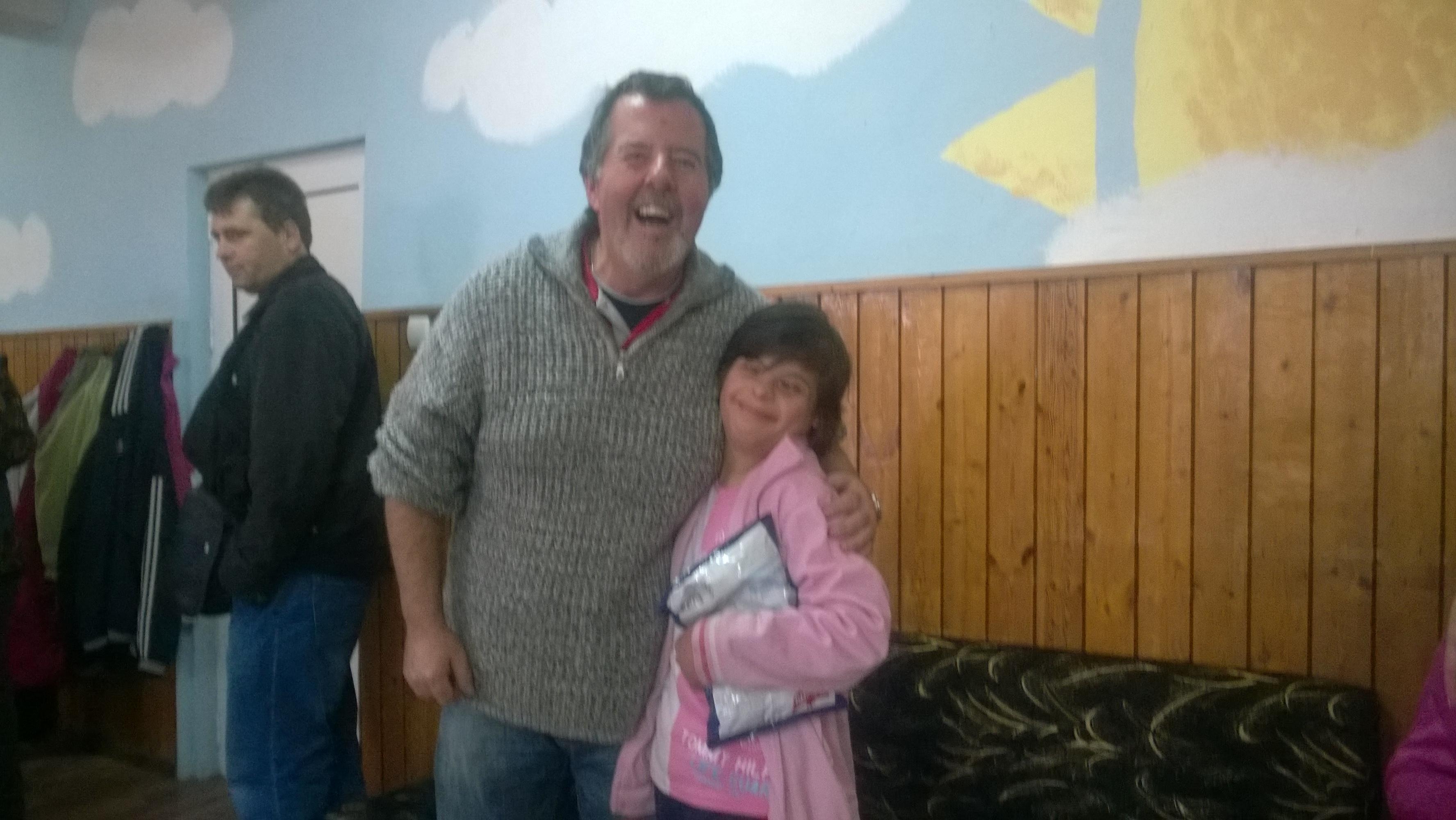 Поездка в Детский дом с.Кривня. Октябрь 2014 (фото)