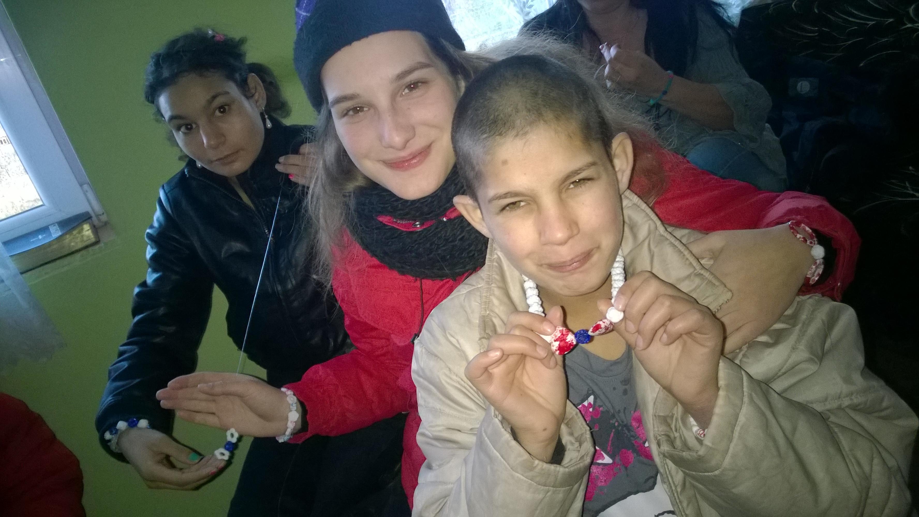 Поездка в Детский дом с.Кривня. 5 января 2015 (фото)